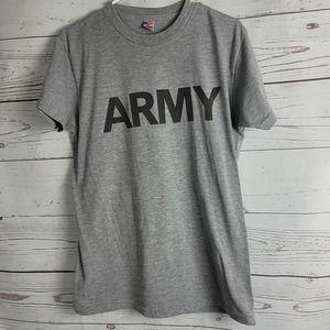 US Army Reflective Short Sleeve Shirt IPFU Medium